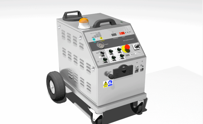 KHD18 Steam Generator